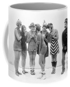 Silent Still: Bather Coffee Mug