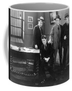 Silent Still: Punishment Coffee Mug