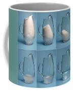 Snow Melting Coffee Mug
