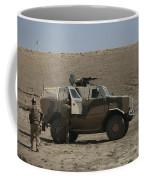 The German Army Atf Dingo Armored Coffee Mug