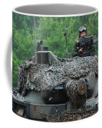 The Leopard 1a5 Main Battle Tank Coffee Mug