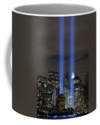 The Tribute In Light Memorial Coffee Mug