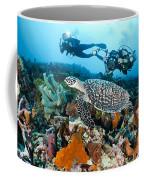 Underwater Photography Coffee Mug