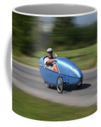 Velomobile Coffee Mug