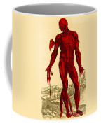 Vesalius De Humani Corporis Fabrica Coffee Mug