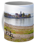 Wasserburg Coffee Mug by Joana Kruse