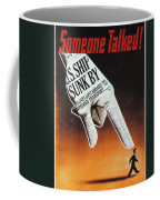 World War II: U.s. Poster Coffee Mug