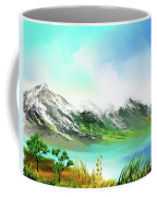 30 Minute Landscape Coffee Mug