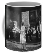 Silent Still: Man & Woman Coffee Mug by Granger