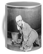 Silent Film Still: Woman Coffee Mug