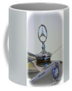 39 Mercedes-benz Emblem Coffee Mug