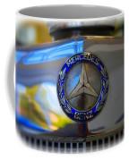 39 Mercedes-benz Logo Coffee Mug