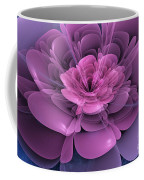 3d Flower Coffee Mug by John Edwards