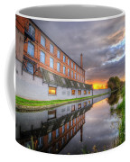 3m Building Sunrise Coffee Mug