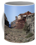 Abandoned Manganese Mine At Cape Vani Coffee Mug