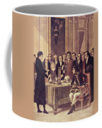 Alessandro Volta, Italian Physicist Coffee Mug by Science Source