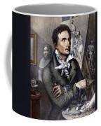Antonio Canova (1757-1822) Coffee Mug by Granger