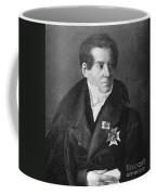 August Von Schlegel Coffee Mug