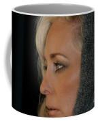 Blond Woman Coffee Mug