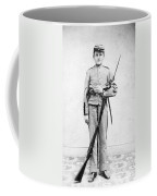 Civil War Soldier Coffee Mug