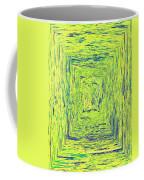 Coloristic Abstracts From Varikallio At Hossa Coffee Mug