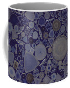 Diatoms Coffee Mug by M. I. Walker