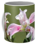 Double Oriental Lily Named Magic Star Coffee Mug