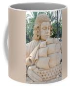 Fairytale Sand Sculpture  Coffee Mug
