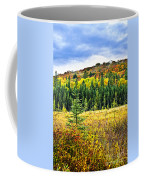 Fall Forest Coffee Mug
