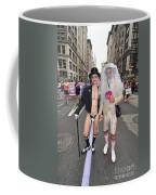 Gay Pride Couples Nyc 2011 Coffee Mug