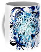 Gears Wheels Design  Coffee Mug by Setsiri Silapasuwanchai