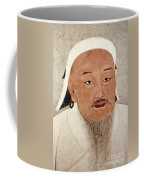 Genghis Khan (1162-1227) Coffee Mug