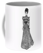 Gibson Girl, 1899 Coffee Mug