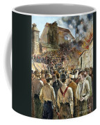 Homestead Strike, 1892 Coffee Mug by Granger