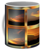 4 In 1 Sunsets Coffee Mug