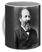 James A. Garfield, 20th American Coffee Mug