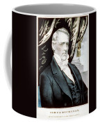 James Buchanan, 15th American President Coffee Mug