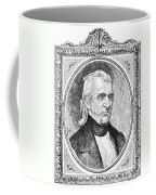 James K. Polk (1795-1849) Coffee Mug