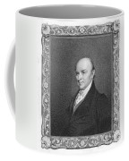 John Quincy Adams Coffee Mug