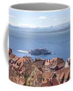 Lake Constance Meersburg Coffee Mug by Joana Kruse