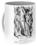 Lincoln Cartoon, 1862 Coffee Mug