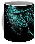 London Eye Digital Image Coffee Mug