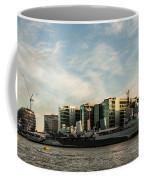 London Skyline Sunset Coffee Mug