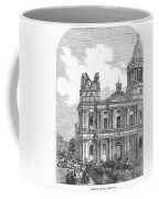 Manila: Earthquake, 1863 Coffee Mug