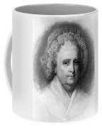 Martha Washington, American Patriot Coffee Mug