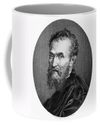 Michelangelo (1475-1564) Coffee Mug by Granger