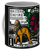 old British postage stamp Coffee Mug