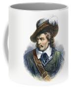 Oliver Cromwell (1599-1658) Coffee Mug