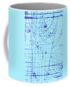 Omega-minus Particle, First Observation Coffee Mug