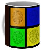 4 Oreos Coffee Mug